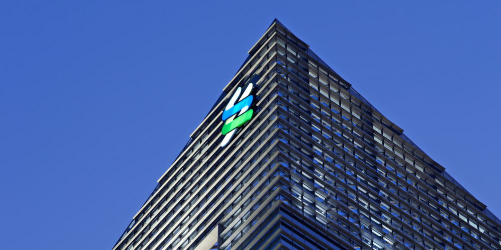 Standard Chartered office building